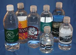 top 3 ways that custom water bottle labels can bring you With custom water bottle labels for business