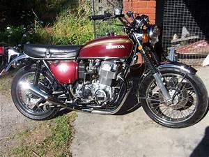 1971 Honda 750 Four K2 - Wilbur