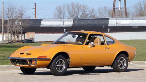 Opel Gt 1973 by 1973 Opel Gt G224 Kissimmee 2018