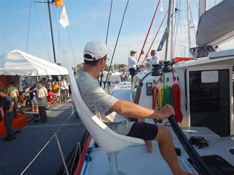 Catamaran Sailing From Start To Finish by The Real Altera V2 0 A Multihull Sailing Altera