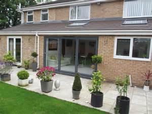 efficiency kitchen ideas aluminium bi fold fenland windows conservatories