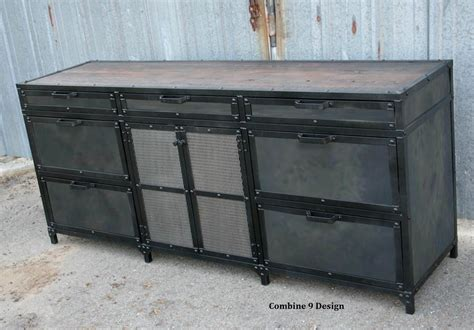 custom wood file cabinets buy a hand made vintage industrial file cabinet mid