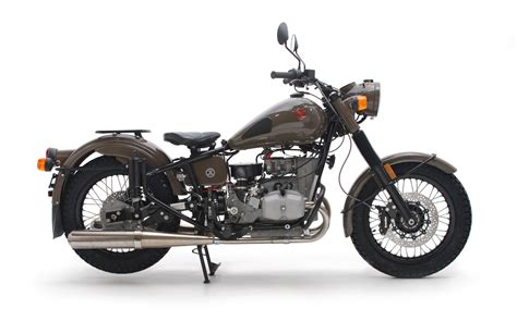 2012 ural m70 limited edition review