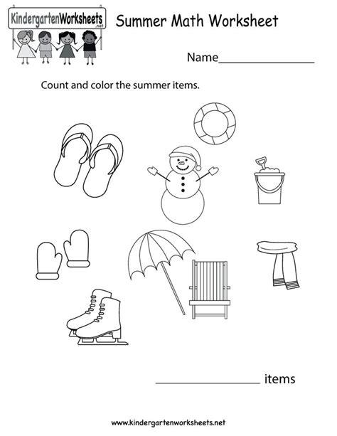 summer worksheets images  pinterest summer