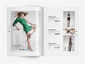 fashion catalogue template v1 by sedhey graphicriver With clothing catalog template