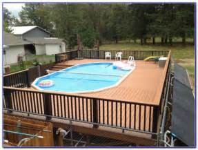 swimming pool decks above ground designs decks home decorating ideas 42xmlqj5nd