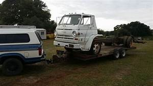 1965 Dodge 600 Cab And Chassis Project Truck