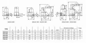 Pompe De Relevage Assainissement : pompe de relevage pour assainissement domestique feka ~ Melissatoandfro.com Idées de Décoration