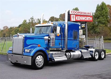 trucksales kenworth kenworth w900 for sale kenworth w900l sleeper for sale