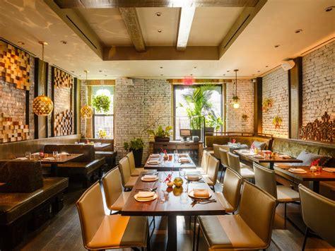 nycs hottest  restaurants  manhattan august