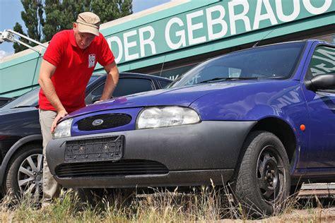 günstige gebrauchte autos gebrauchtwagen bis 3000 bilder autobild de