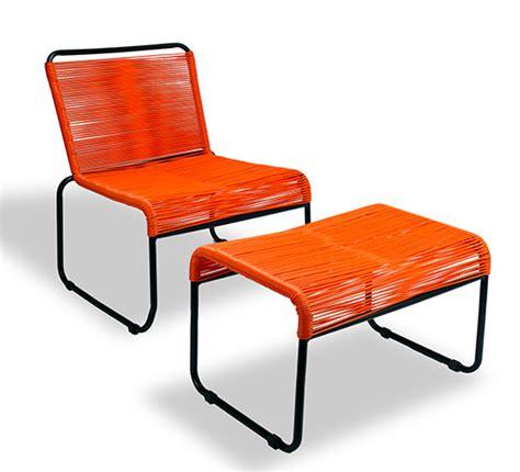 chaises de jardin grosfillex stunning chaise salon de jardin orange photos design