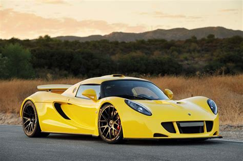 Hennessey Venom Gt To Officially Debut At Monterey Jet