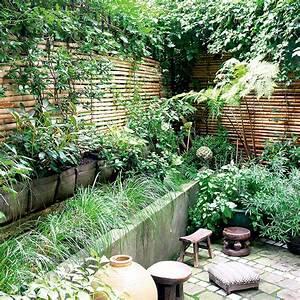 Amenager Un Petit Jardin Sans Pelouse : petite terrasse citadine marie claire ~ Melissatoandfro.com Idées de Décoration