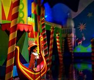 Its a Small World Ride Disney