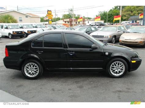 Volkswagen Jetta Black by 2001 Black Volkswagen Jetta Wolfsburg Edition Sedan