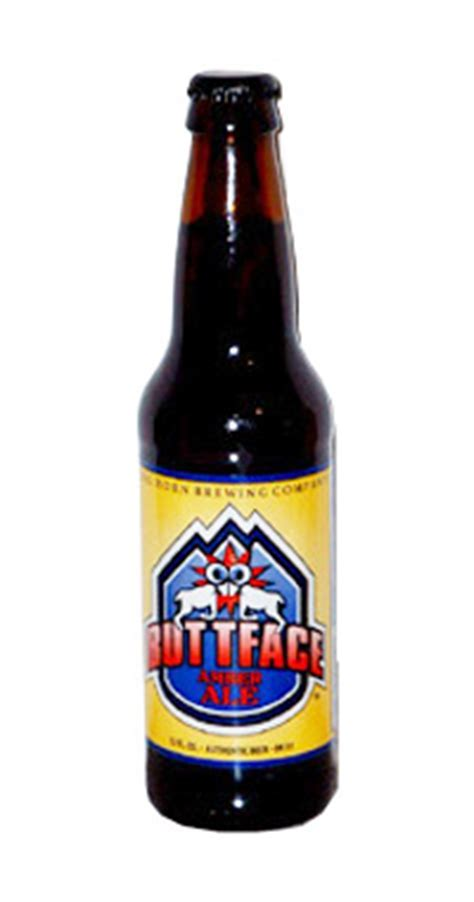 Booze Review: Buttface Amber Ale