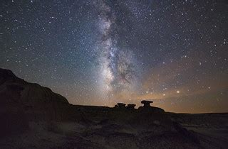 Perseid Meteor The Milkyway Shower