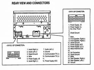 Car Stereo Wiring Diagrams Color Code