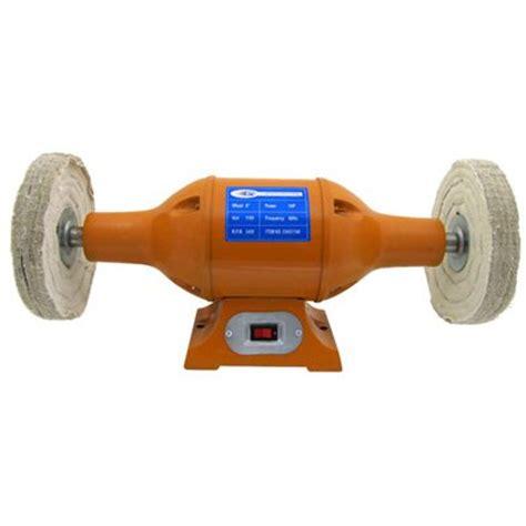 Polishing Wheel For Bench Grinder by 8 Inch 3450 Rpm Bench Grinder Shaft Buffer Polisher
