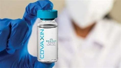 Covaxin effective on new UK Covid-19 strain, says ICMR ...