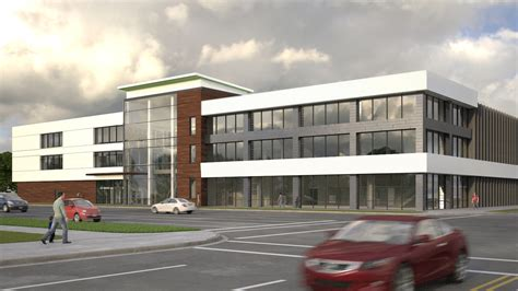 Former car dealership to find new life as an office ...