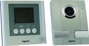 Visiophone Sans Fil Castorama : test portier video sans fil legrand leg369100 ~ Dailycaller-alerts.com Idées de Décoration