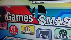 Super Smash Bros Ultimate Menu Leak Smash Amino