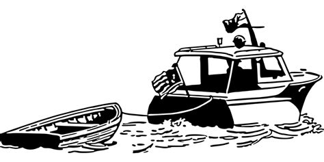 Dinghy Boat Clipart by Row Boat Clipart Sea Transportation Pencil And In Color