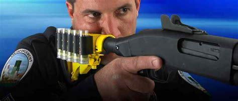 Mossberg / Taser X12 Shotgun -The Firearm Blog