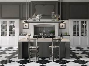 craquez pour une cuisine grise elle decoration With les decoration de cuisine