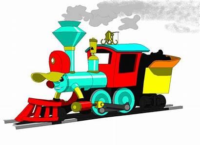 Casey Train Jr Trains Clipart Deviantart Passenger