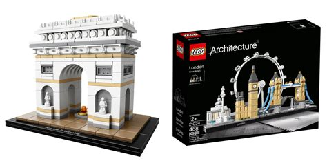Lego Architecture Sets Make Great Holiday Gifts For $32