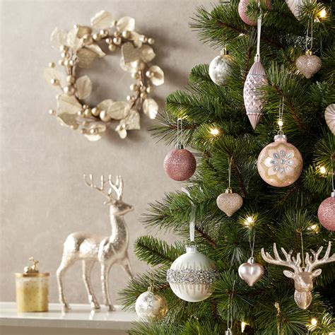 morrisons fake christmas trees send a festive feel with morrisons mini trees by post