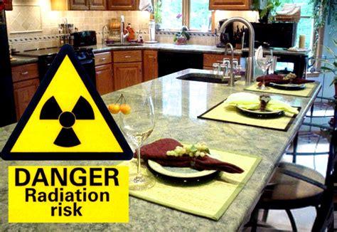 could your granite countertops be leaking radon gas radon