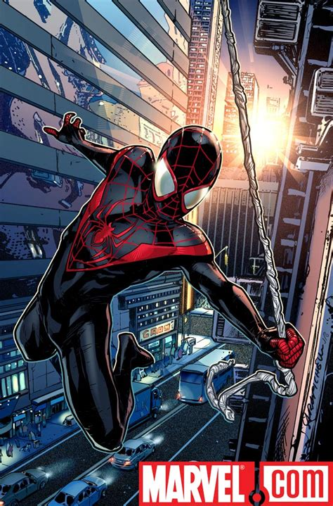 Ultimate Spiderman #1, Coming This Fall  Spider Man