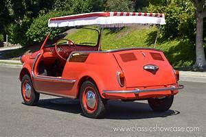 Fiat 500 Jolly : 1959 fiat 500 jolly by classic showcase ~ Gottalentnigeria.com Avis de Voitures