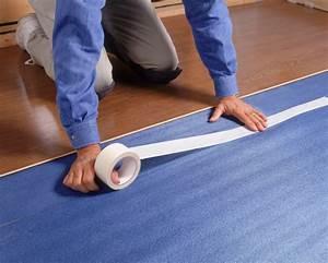 Laminat Auf Fußbodenheizung : vinylboden verlegen anleitung in 6 schritten ~ Markanthonyermac.com Haus und Dekorationen