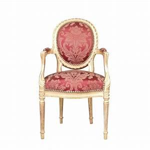 Fauteuil De Style : les fauteuils style louis xvi en photo meubles de style ~ Teatrodelosmanantiales.com Idées de Décoration