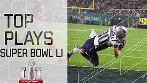 Top Plays of Super Bowl LI   Patriots vs. Falcons   NFL ...