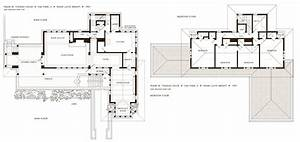 frank lloyd wright robie house floor plans oak building With frank lloyd wright home designs