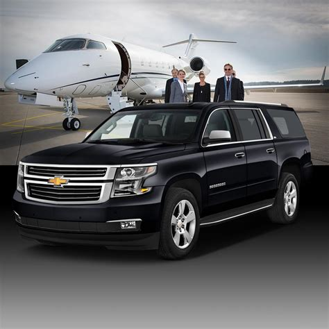 Limo Airport Transportation by Airport Transportation Services Serving The