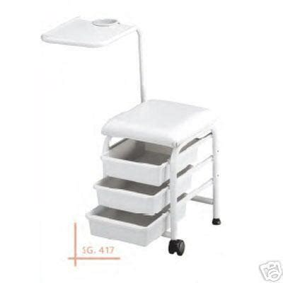Sgabello Pedicure Sgabello Pedicure Manicure Sg 417