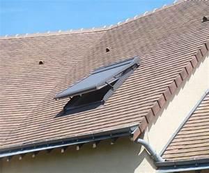 Volet Roulant Pour Velux : volet solaire velux 114x118 affordable velux volet ~ Dailycaller-alerts.com Idées de Décoration