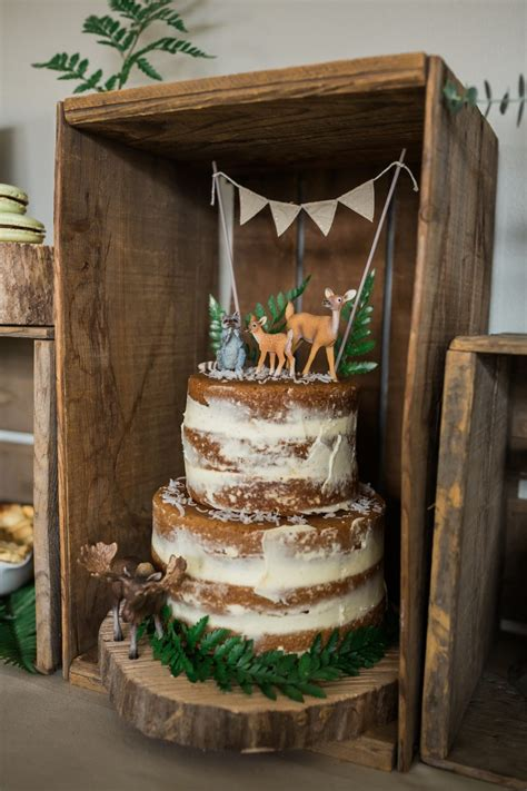 whimsical woodland baby shower  sweetest occasion