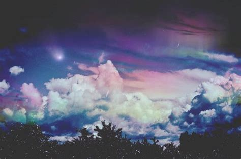 cloud photography  tumblr