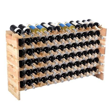 casier a bouteille pour cuisine étagère à vin casier à vin porte bouteille 72 bouteilles