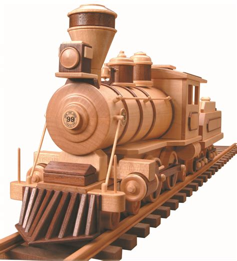 patterns kits trains  locomotive tender wood burner