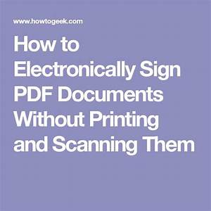 1000 ideas about outlook email signature on pinterest for Sign documents without printing