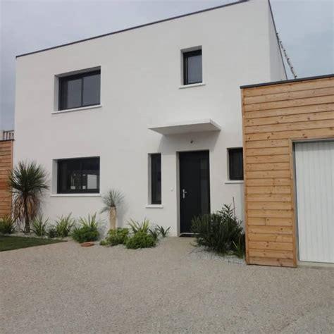 maison bois pays basque maison en bois maison ossature bois izo modle zebra habitat